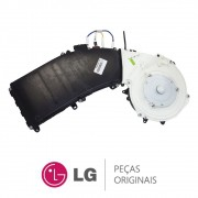 Duto de Secagem com Resistência 110V, Termostato, Motor e Hélice Lava e Seca LG WD-1409RD, WD-1410RD