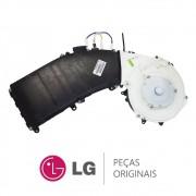 Duto de Secagem com Resistência 110V, Ventilador e Termostato para Lava e Seca LG WD1316AD7