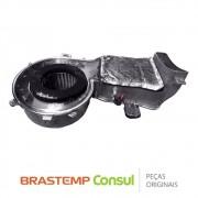 Duto de Secagem Completo 220V W10258050 Lava e Seca Brastemp BWS24A