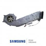 Duto de Secagem Completo DC93-00341D Lava e Seca Samsung WD90J6410AW/AZ, WD10J6410AX/AZ