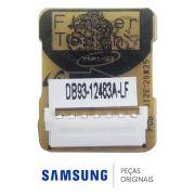 EEPROM Condensadora DB82-03876A / DB93-12483A Ar Condicionado Samsung AR09MVSPBGMXAZ