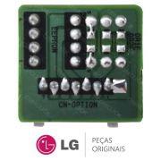 EEPROM da Evaporadora EBR65772019 Ar Condicionado LG ASNQ092B4A0, ASNQ092BRW0, ASNQ092B4W0