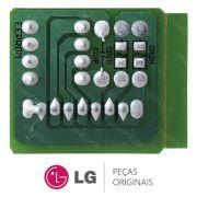 EEPROM da Evaporadora EBR76717512 Ar Condicionado LG TSNH122YNW0