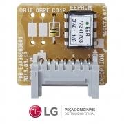 EEPROM da Evaporadora EBR77341703 Ar Condicionado LG ASNW182CRZ0