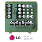 EEPROM da Evaporadora para Ar Condicionado LG ASNW242CRG2, ASNW242CRZ1