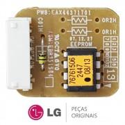 EEPROM Evaporadora Ar Condicionado LG ATNQ21GPLE3