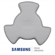 Eixo de Acomplamento do Prato Branco Micro-Ondas Samsung MB6544W SMW6722WKC SMW6900W SMW6911WKC