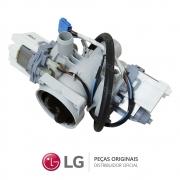 Eletrobomba / Bomba de Drenagem 110V Lavadora e Lava e Seca LG WD-1403FD, WD-1403RD, WD1412RTB