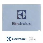 Emblema / Logo A03065703 Electrolux Refrigerador Electrolux DF35X, RE120, RE80