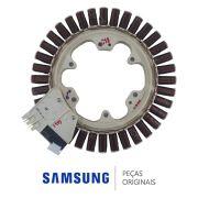 Estator do Motor com Sensor DC31-00097A Lava e Seca Samsung WD136UVHJWD