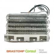 Evaporador 127V com Fusível Térmico W10432611 Geladeira Brastemp Consul BRK50, BRM47, BRM50, BRW50