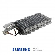 Evaporador Completo com Resistência e Sensores do Lado do Freezer para Refrigerador Samsung Diversos Modelos
