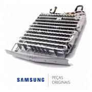 Evaporador Completo do Refrigerador com Resistência 110v Refrigerador Samsung RF62TBPN1, RL62TCPN1