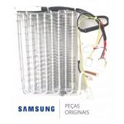 Evaporador do Refrigerador com Resistência 110v Refrigerador Samsung RS21DAMS1, RS21DASW1, RS21FASM1