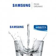 Filtro de Água BRITA MAXTRA Technology para Refrigerador Samsung RR82WEPN1, RR82WERS1