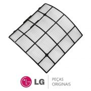 Filtro de Ar Dupla Proteção Evaporadora Ar Condicionado LG USNC072W4W0, USNQ092WSZ2, USNW092WSG3