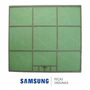 Filtro de Ar Full HD da Unidade Evaporadora para Ar Condicionado Samsung 9000 e 12000 BTUS