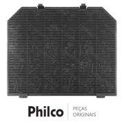 Filtro de Carvão Ativado Coifa / Depurador Philco PCO90G, PCO60G, PCO90I, PCO60I