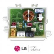 Filtro de Linha 220V 50Hz EBR37542904 Lava e Seca LG WD-1403RDA, WD-1403RDA5, WD-1409RDA