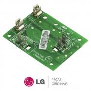 Filtro de Linha 250VAC 10A EAM35001894 para Micro-ondas LG MH7043R, MH7048G, MS2347G, MS3042R