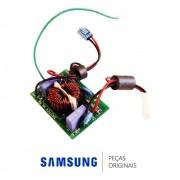 Filtro de Ruído AW3-PJT, 20MH, 40M, 42± 2,82 para Refrigerador Samsung RFG28MESL1