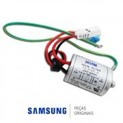 Filtro de Ruído - Linha Refrigerador Samsung RS21DAMS, RS21DASW, RS21FASM, RS27KASW, RS27KGRS