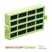 Filtro Desodorizador e Anti Bactéria Bem Estar W10515645 para Refrigerador Consul CRM45AB, CRM50AR, CRM55AB