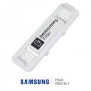Filtro Desodorizador para Refrigerador Samsung RT46, RT38, RT35