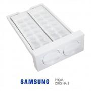 Forma de Gelo Dupla do Ice Maker para Refrigerador Samsung RF62TBPN, RL62TCPN e RL62TCSW
