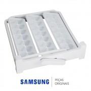 Forma de Gelo Tripla do Ice Maker para Refrigerador Samsung RT35 e RT38
