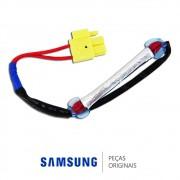 Fusível Térmico 10A do Evaporador do Freezer para Refrigerador Samsung Diversos Modelos