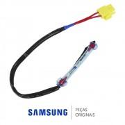 Fusível Térmico 10A do Evaporador do Freezer para Refrigerador Samsung RH77H90507H