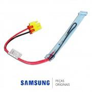 Fusível Térmico 10A do Evaporador para Refrigerador Samsung RF62TBPN, RL62TCPN, RL62TCSW