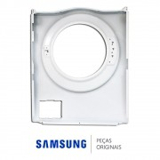 Gabinete Frontal Branco para Lavadora e Lava e Seca Samsung WD106U, WD856U, WF106U e WD103U