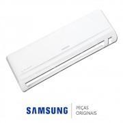 Gabinete Frontal Completo da Evaporadora Ar Condicionado Samsung AQ09UWBU AQ12UWBU AQ12UWBV AS09UWBU