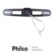 Gabinete Frontal dos LEDS Caixa Acústica Philco PCX8000