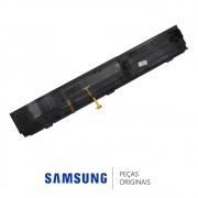 Gabinete Frontal Preto com PCI Função Touch para Home Theater Samsung HT-E6750W