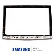 Gabinete Frontal Preto e Vermelho para Monitor Samsung T190