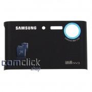 Gabinete Frontal Preto para Câmera Digital Samsung NV3