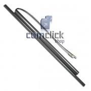 Gabinete Inferior do Visor para Notebook Samsung NP700Z4A-SD1BR