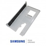 Gabinete Lateral Direito da Condensadora para Ar Condicionado Samsung AQV09NSB, AQV09VBE, AQV12NSB