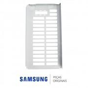Gabinete Lateral Esquerdo Condensadora Ar Condicionado Samsung AQ18ESBA, AQ18ESBT, AQ18UBA, AQ18UBT