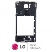 Gabinete Traseiro Celular / Smartphone LG K11 Plus LMX410BCW