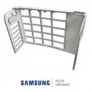 Gabinete Traseiro da Condensadora para Ar Condicionado Samsung 9.000 BTUS Diversos Modelos