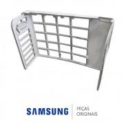 Gabinete Traseiro da Condensadora para Ar Condicionado Samsung AQ09ESBT, AQ09UBT, AS09ESBT E AS09UBT