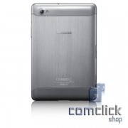 Gabinete Traseiro Grafite / Cinza para Tablet Samsung GT-P6800 GALAXY TAB 7.7
