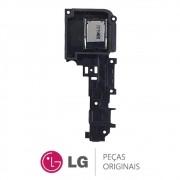 Gabinete Traseiro Inferior Celular / Smartphone LG K40S LMX430BMW