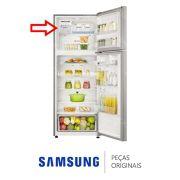 Gaveta de Armazenamento de Gelo do Ice Maker 2x para Refrigerador Samsung RT46H550 e RT46H560