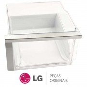Gaveta de Frutas / Vegetais Direita Refrigerador LG GR-X248LKZ1 GR-X248LKZM LSFD2491ST LSFXC2476S