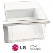 Gaveta de Frutas / Vegetais Esquerda Refrigerador LG GR-X248LKZ1 GR-X248LKZM LSFD2491ST LSFXC2476S